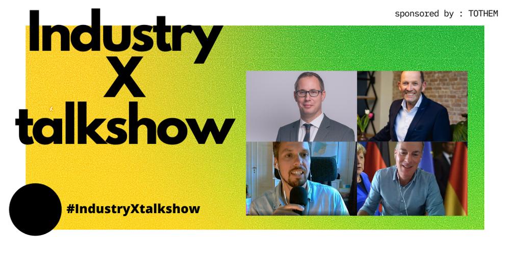 Industry X #8