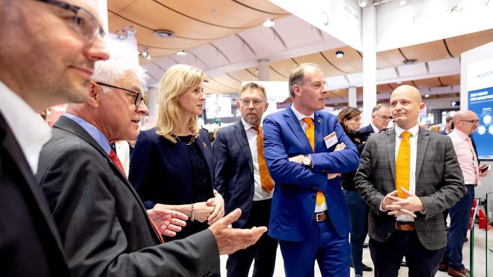 Die Livestreams der niederländischen Industrie auf der Hannover Messe 2021