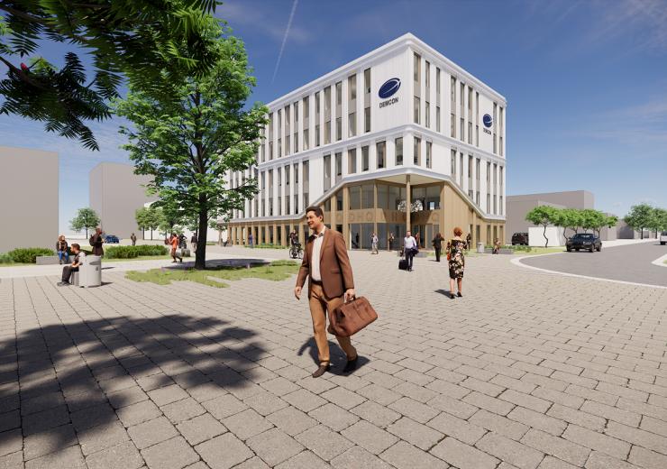 Demcon Campus Enschede: warum dieser Tech-Entwickler in einen Campus investiert