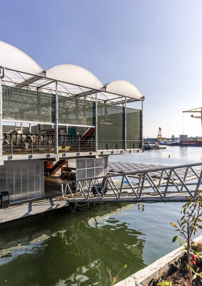 Bild für Floating Farm: Der Übergang hin zu gesunderen und nachhaltigeren Lebensmitteln