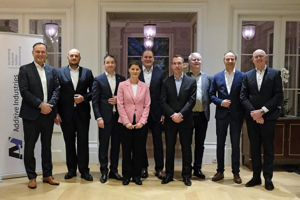 Fraunhofer und Additive Industries kooperieren in den Niederlanden