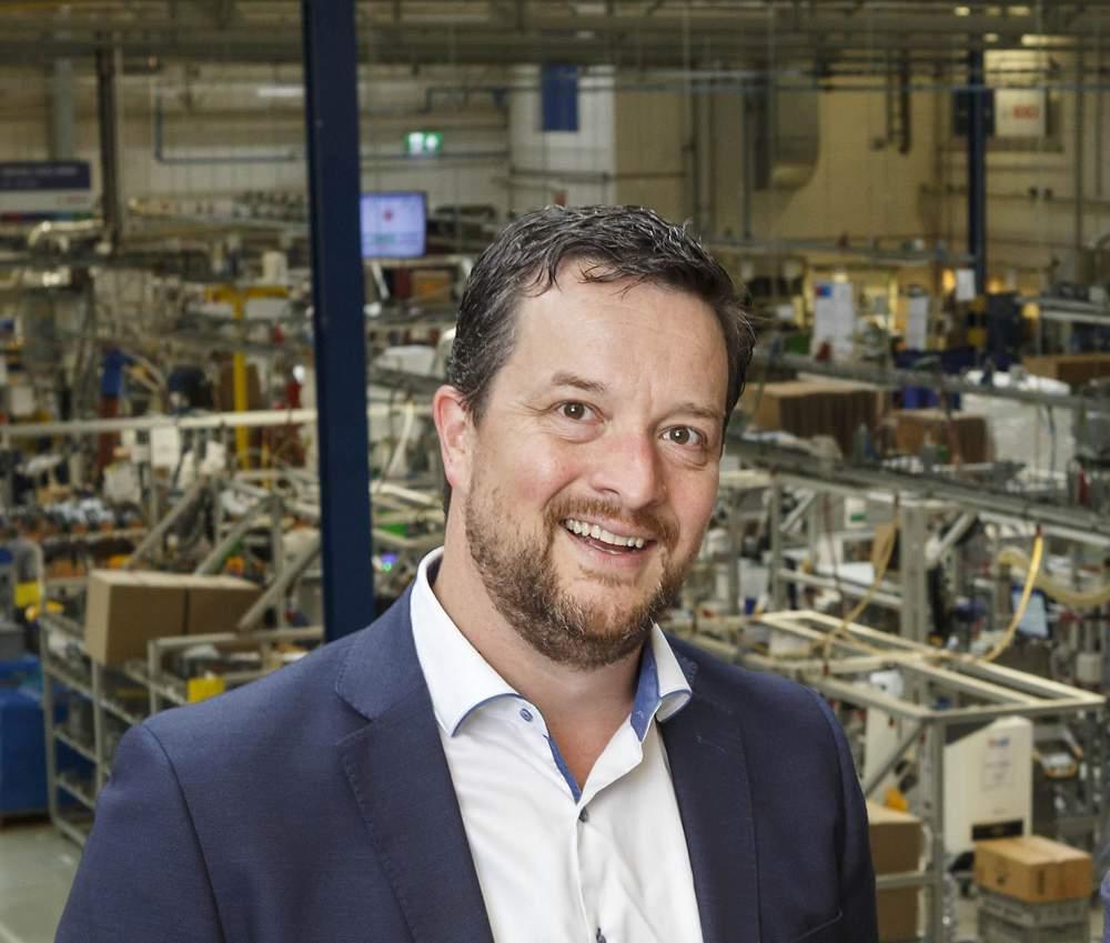 Bosch Thermotechnolgy zum NiederlandeTag
