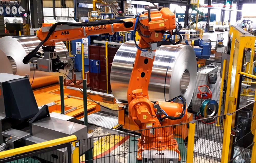 Höhere Produktion, Sicherheit und Qualität durch Kenntnisse über Roboter