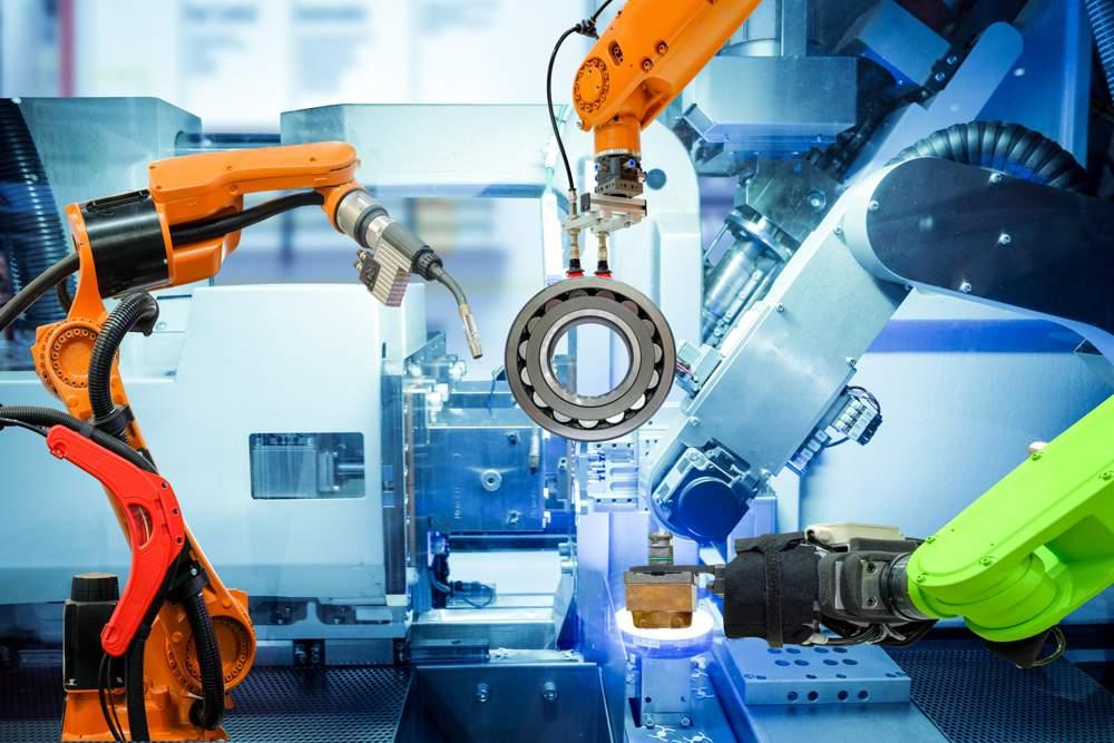 Das Fertigungsunternehmen der Zukunft: digital, datengetrieben und flexibel